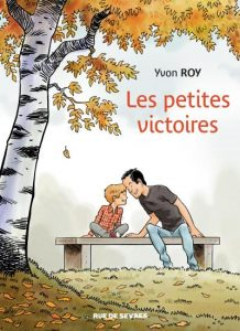 """Couverture de """"Les petites victoires"""""""