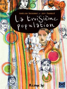 image de couverture de l'album La troisième population